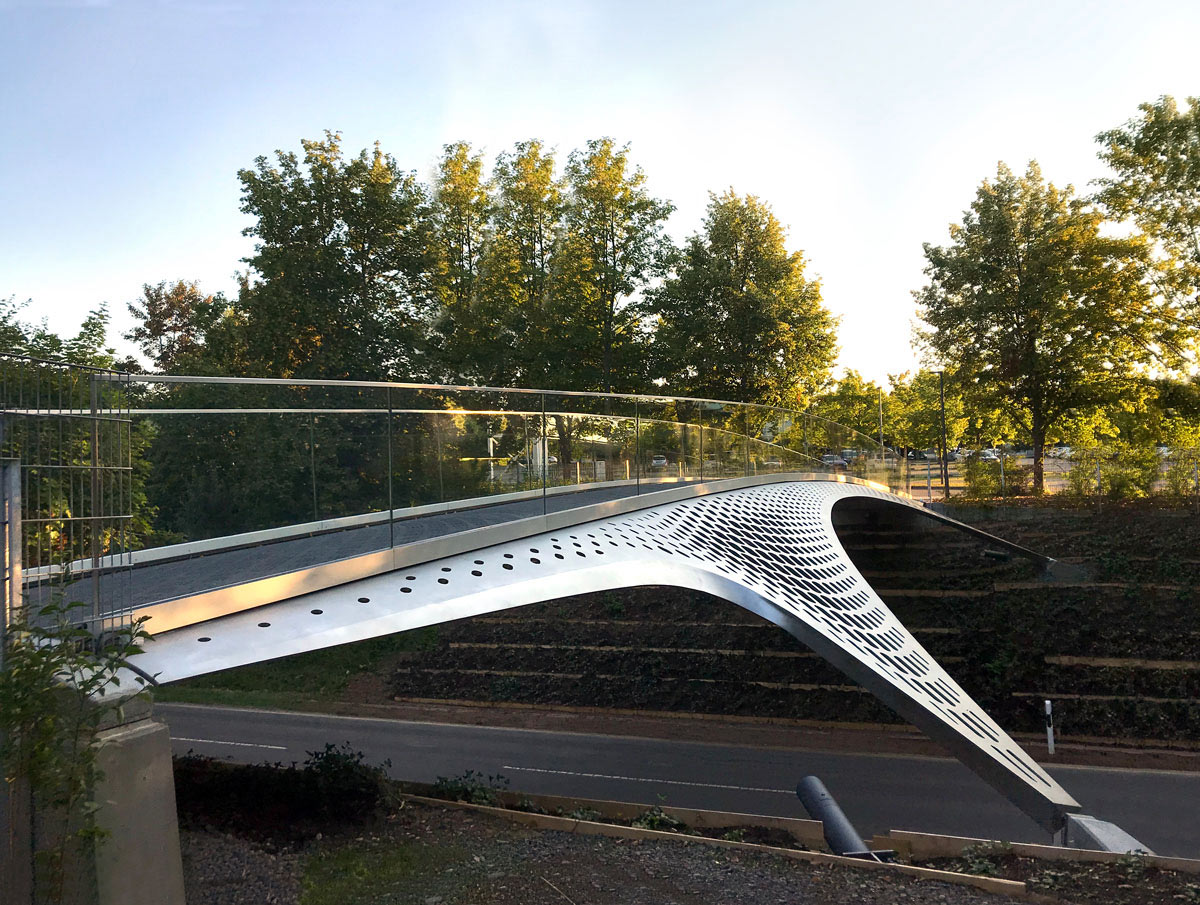 FOOTBRIDGE - Ostseestaal GmbH & Co  KG - Best in 3D